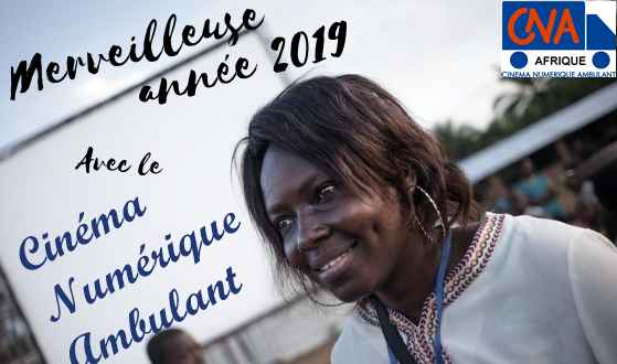 L'ANNEE 2018 AU CINEMA NUMERIQUE AMBULANT